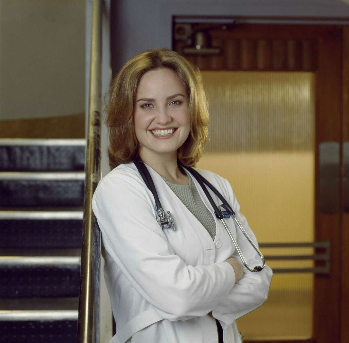 Sherry Stringfield played Susan Lewis in