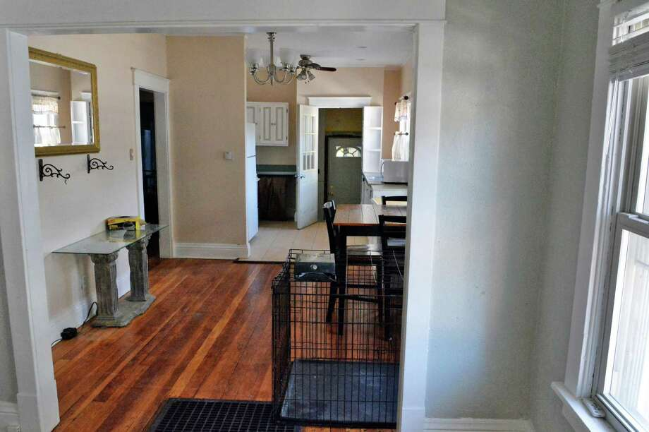 Interior of the house at 138 Haigh Avenue, for sale as part of the city-owned homes and Home Ownership Made Easy in Schenectady (H.O.M.E.S.) program Friday Sept. 19, 2014, in Schenectady, NY.  (John Carl D'Annibale / Times Union) Photo: John Carl D'Annibale / 00028701A