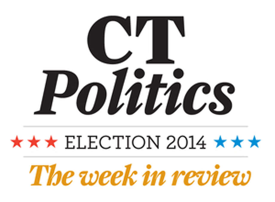 CT Politics print promo image for Mon 9/22/14 Photo: Contributed Photo / Connecticut Post Contributed
