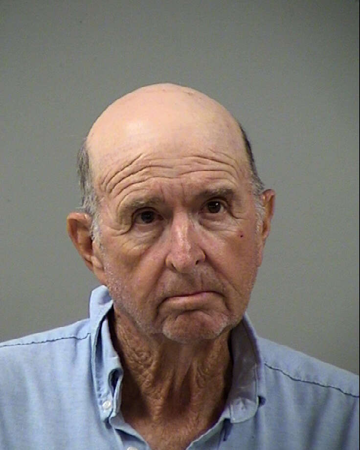 Police arrested Dennis Ray Higgins, a 67-year-old carpenter for the city's Parks and Recreation Department, around 3:50 p.m. Thursday after allegedly soliciting oral sex from an officer for the San Antonio Park Police Covert Operations Unit, according to a police report. Photo: Courtesy / Bexar County Sheriff's Office