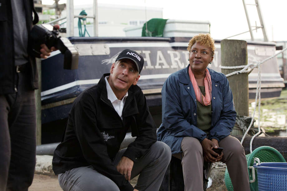 "Scott Bakula and CCH Pounder star in ""NCIS: New Orleans."" Photo: Michele K. Short, HONS / CBS"