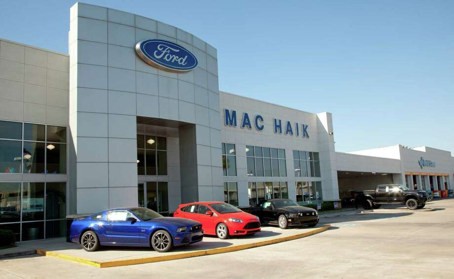 Retail sales of new vehicles in the Houston area in August were down 4 percent from the same month last year, and July retail sales were down 11 percent from July 2013, TexAuto Facts reported. (Handout photo file)