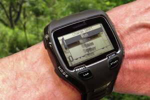 Forerunner® 910XT -- $449.99 -- The Garmin Forerunner 910XT GPS watch and heart rate monitor blends the functionality of many fitness wearables and further defines the experience for hardcore swimmers. Aside from being waterproof up to 50 meters, the watch can identify which stroke your using, the length and the count of said strokes. All the capabilities translate over to dry activities too. The Forerunner watch syncs with Garmin Connect to better track your statistics.