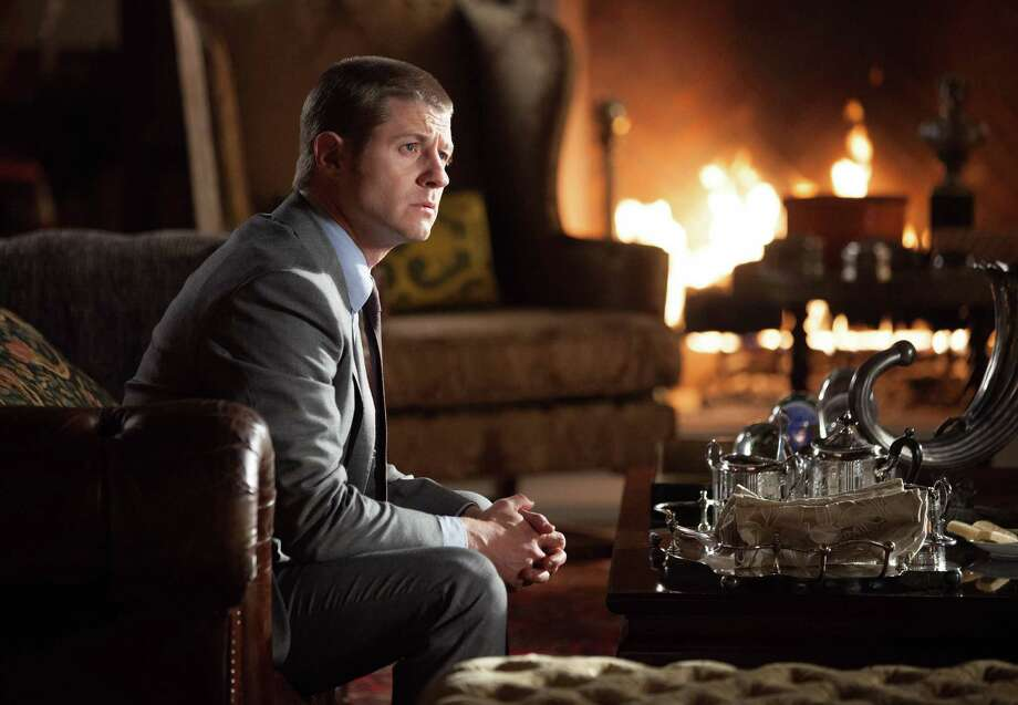 """Detective James Gordon (Ben McKenzie) is the glue that holds the story of heroes and villains together in """"Gotham."""""""