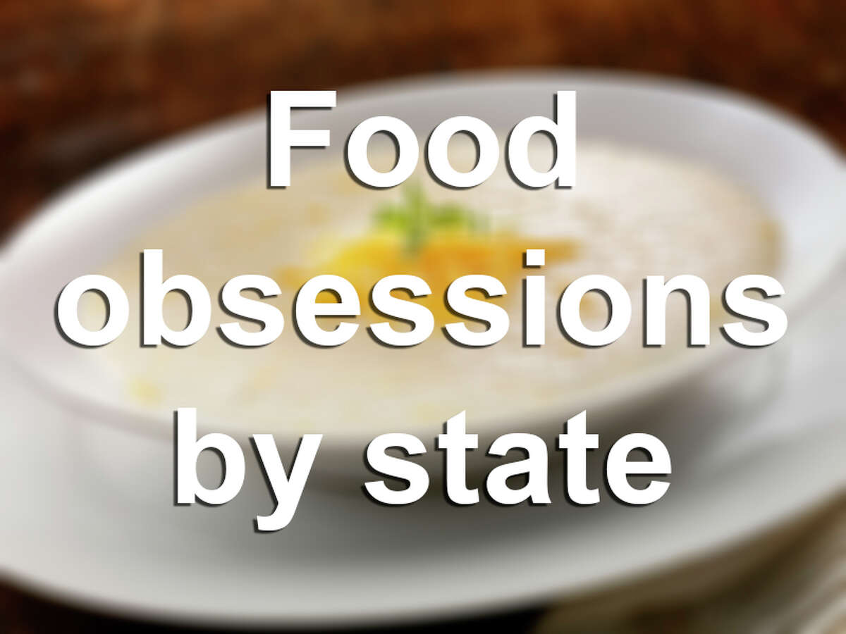 Researchers at the University of Arizona studied what food people in each state wrote the most about on social media. Click through the slideshow to see each state's food obsessions on social media.
