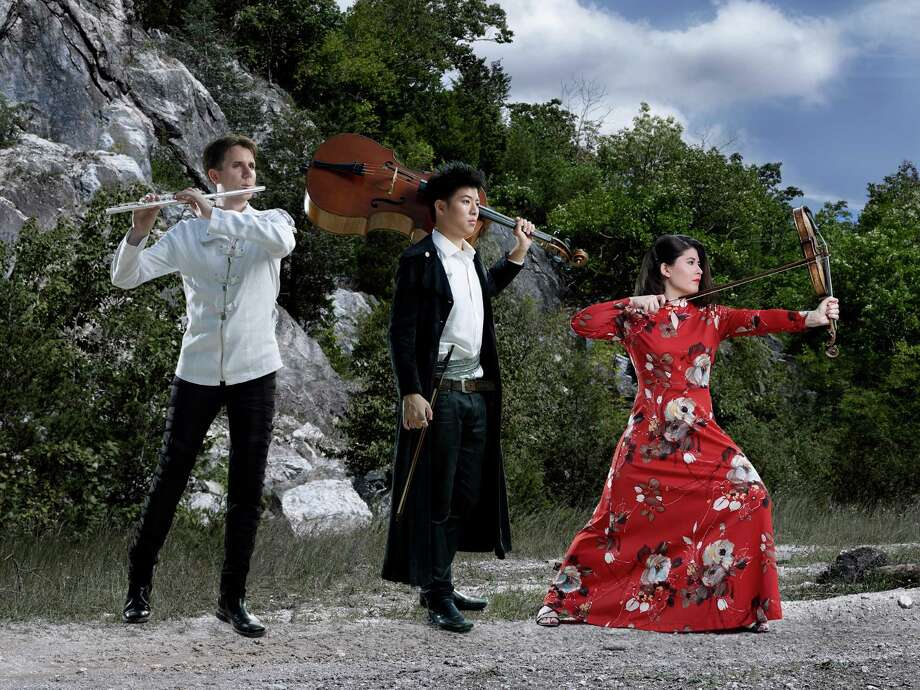 Sonic Trio will perform at Curiosity Concerts, produced by Shelly Cryer, at theprogram's  season opening on Sept. 27. Photo: Contributed Photo / Greenwich Citizen