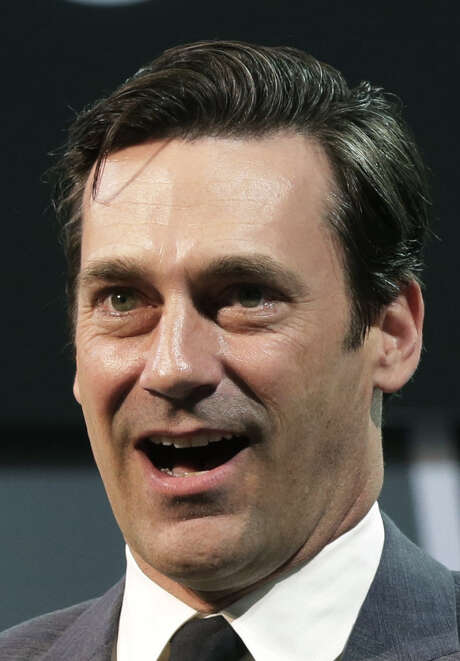 Actor Jon Hamm is one of the celebrities joining the campaign. / AP