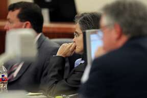 Dr. Ana Maria Gonzalez-Angulo, accused of aggravated assault, faces life in prison if convicted. The oncologist is accused of poisoning her lover's coffee.