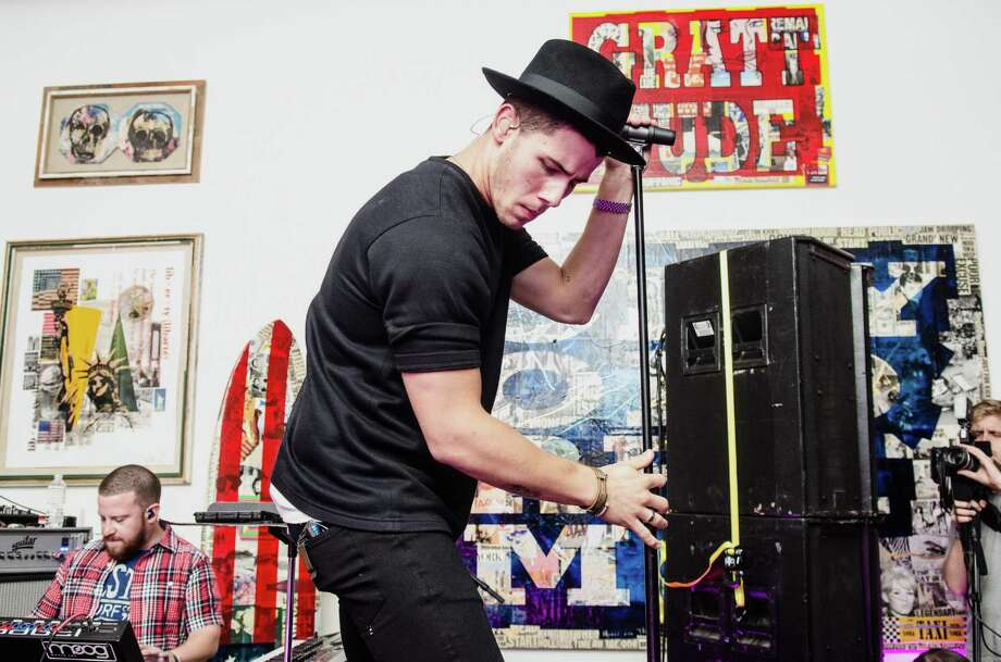 Nick Jonas performs during a Pop Up Performance at Peter Tunney Gallery on September 10, 2014 in New York City. (Photo by Kris Connor/Getty Images) Photo: Kris Connor, Stringer / Getty Images / 2014 Getty Images