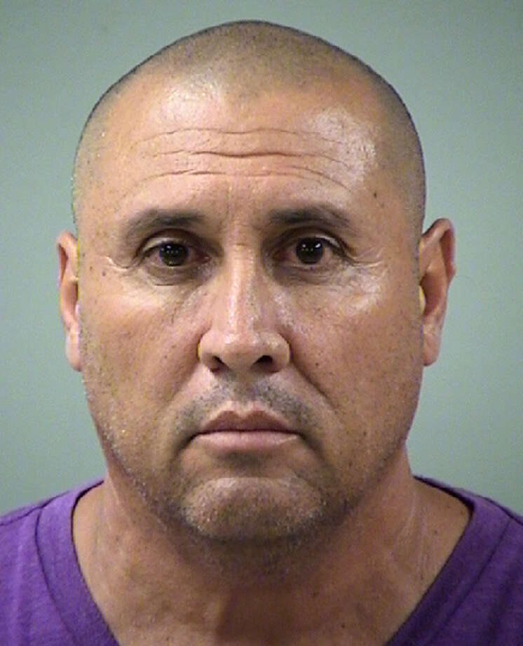 Jesus Ramon, 52, was charged with indecent exposure after allegedly exposing himself to an undercover police officer at a park on the Northeast Side. Photo: Courtesy Photo/Bexar County Sheriff's Office