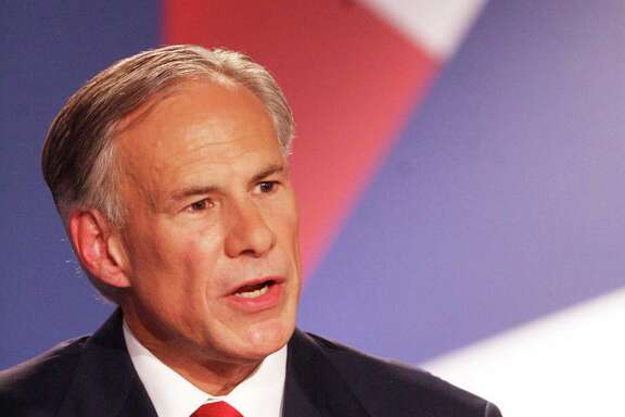"Attorney General Greg Abbott says he's running for governor to make Texas ""even better."""