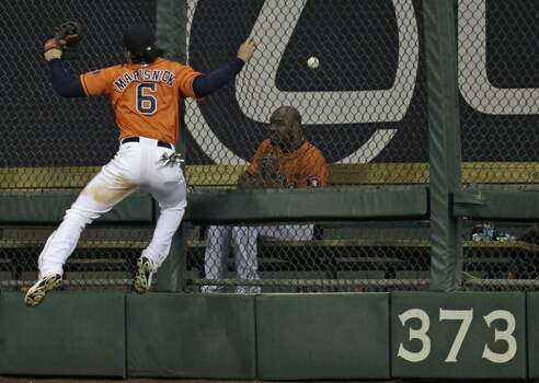 September 19: Mariners 10, Astros 5  Jose Altuve was again one of the few bright spots as an ugly 4th inning sinks Houston in the series opener with Seattle.  Record: 67-87. Photo: Melissa Phillip, Houston Chronicle