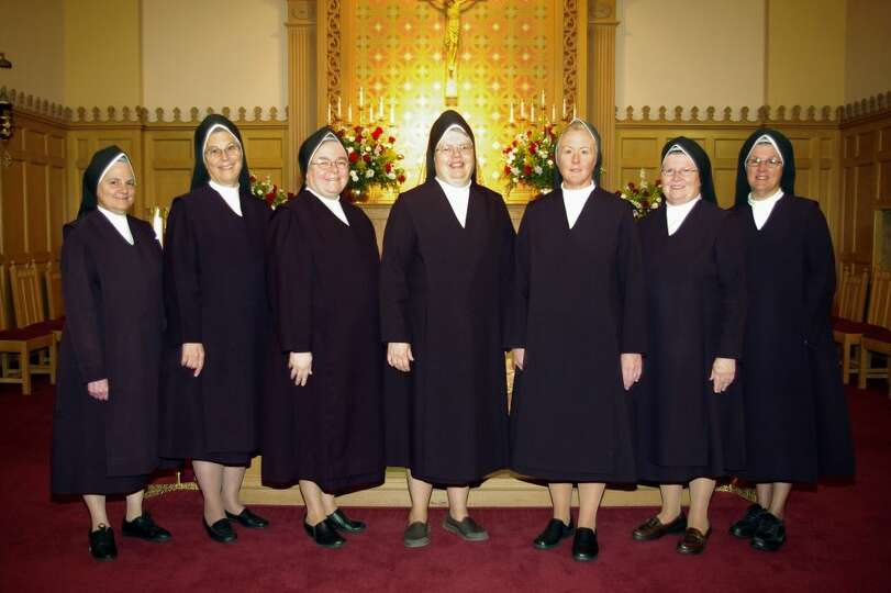 The Congregation of the Carmelite Sisters for the Aged and Infirm elected leaders and General Counci
