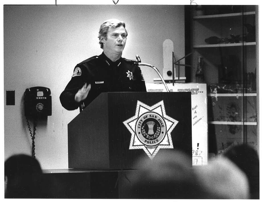 Joseph D. McNamara served as police chief in San Jose for 15 years. After retiring, he wrote novels and became a fellow at the Hoover Institution. Photo: Mike Maloney, The Chronicle