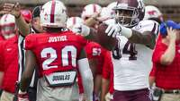 Aggies hold strong in new AP poll - Photo