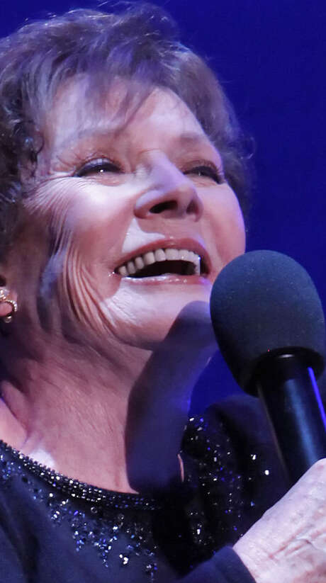 By 2009, Polly Bergen had returned to singing. Photo: New York Times / NYTNS