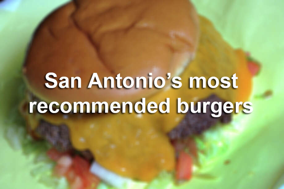 There is no shortage of belt-busting burger joints in San Antonio. Click through the slideshow for recommendations.  Photo: Billy Calzada, Express-News File Photo / San Antonio Express-News