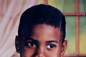 Copy photo Kawhi Leonard age 5 Saturday Aug. 9, 2014.