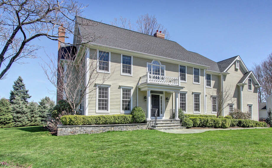 The property at 60 Tide Mill Terrace is on the market for $1,650,000. Photo: Contributed Photo / Fairfield Citizen