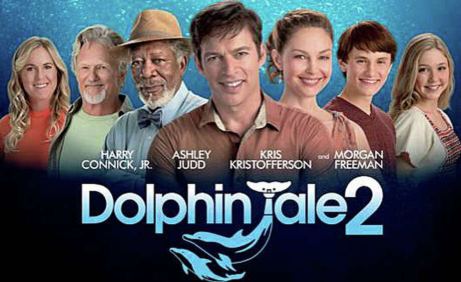"""The sequel, """"Dolphin Tale 2"""" is now playing in area movie theaters. Photo: Contributed Photo / Westport News"""