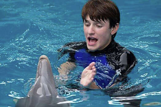 """Dolphin Tale 2""IMDb: 6.6/10Review by Peter Hartlaub: Sweet, but story is lacking 2.5 starsMaybe it's my imagination, but Winter the dolphin seems to be pulling a bit of a Shia LaBeouf in ""Dolphin Tale 2."" Sure, the cetacean star goes through the contractually obligated motions in this popular entertainment sequel. But you get the feeling that Winter is just biding time until a more edgy Lars von Trier film debut.