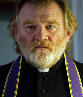 "Brendan Gleeson as a priest in trouble in ""Calvary"": A smart move about demons."
