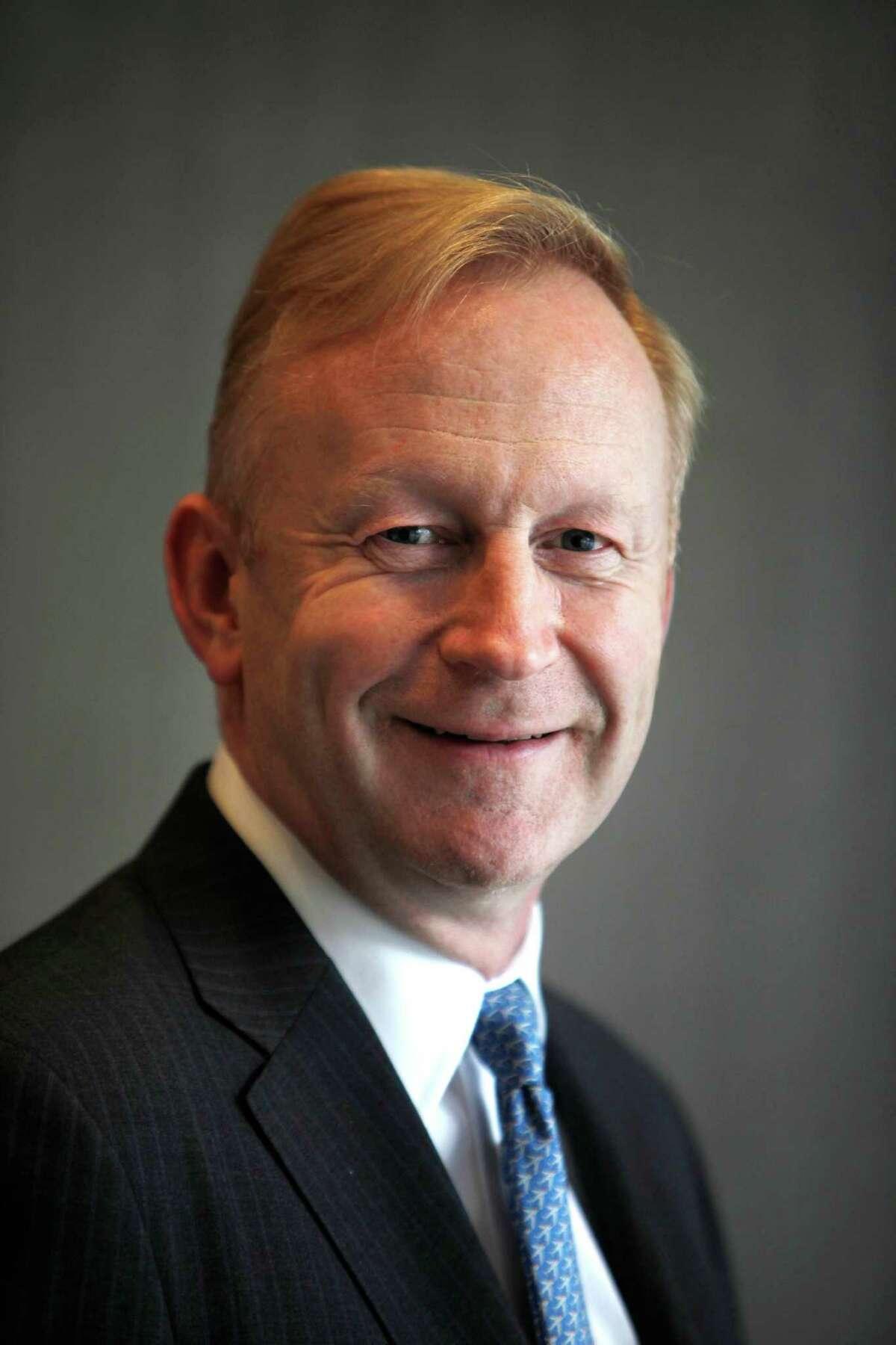 Tishman Speyer senior managing director Carl Shannon is seen in the Lumina sales gallery on Thursday, September 18, 2014 in San Francisco, Calif.