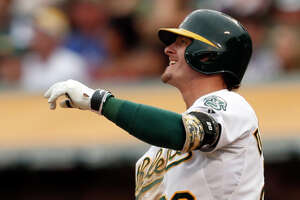 A's trade Donaldson to Blue Jays for four players - Photo