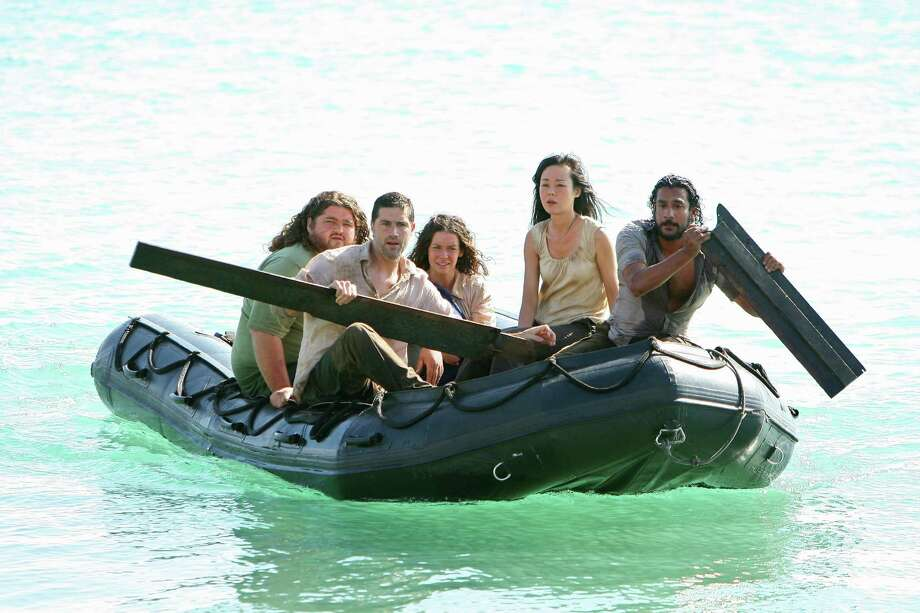 """There's No Place Like Home,"" Parts 2 & 3 - The face-off between the survivors and the freighter people continues, and the Oceanic Six find themselves closer to rescue, on the two-hour Season Finale of ""Lost,"" THURSDAY, MAY 29 (9:00-11:00 p.m., ET) on the ABC Television Network. Photo: MARIO PEREZ, Getty Images / © 2008 American Broadcasting Companies, Inc. All rights reserved. NO ARCHIVE. NO RESALE."