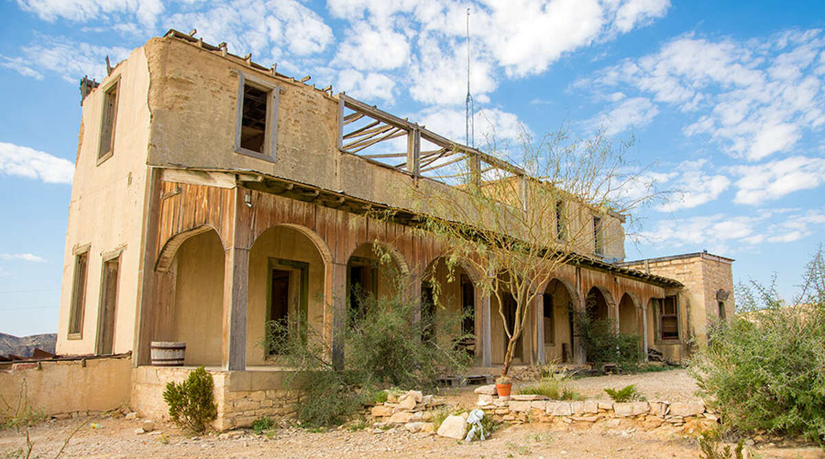 Perry Mansion Hotel Terlingua