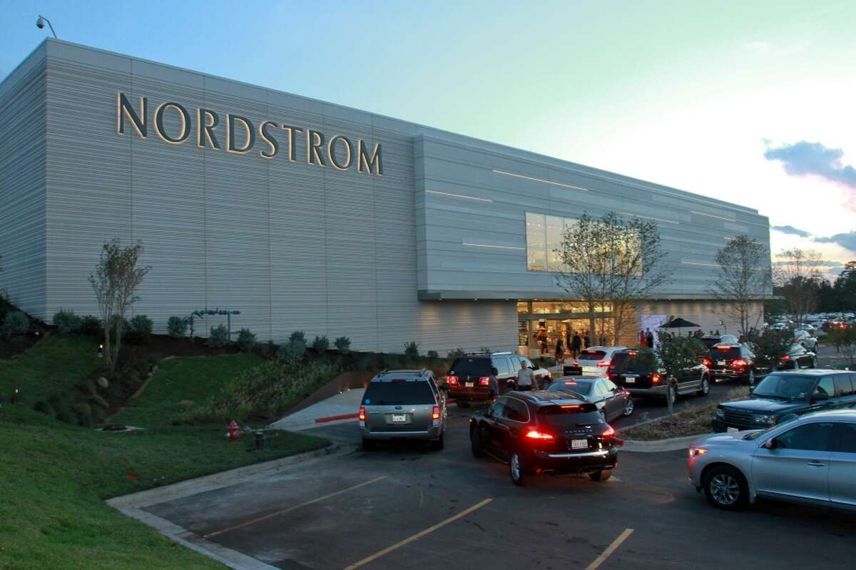 Cars were most commonly stolen at The Woodlands Mall.