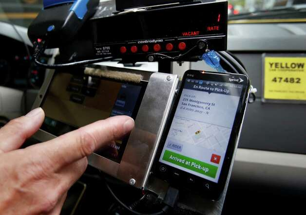 how to get uber without a smartphone