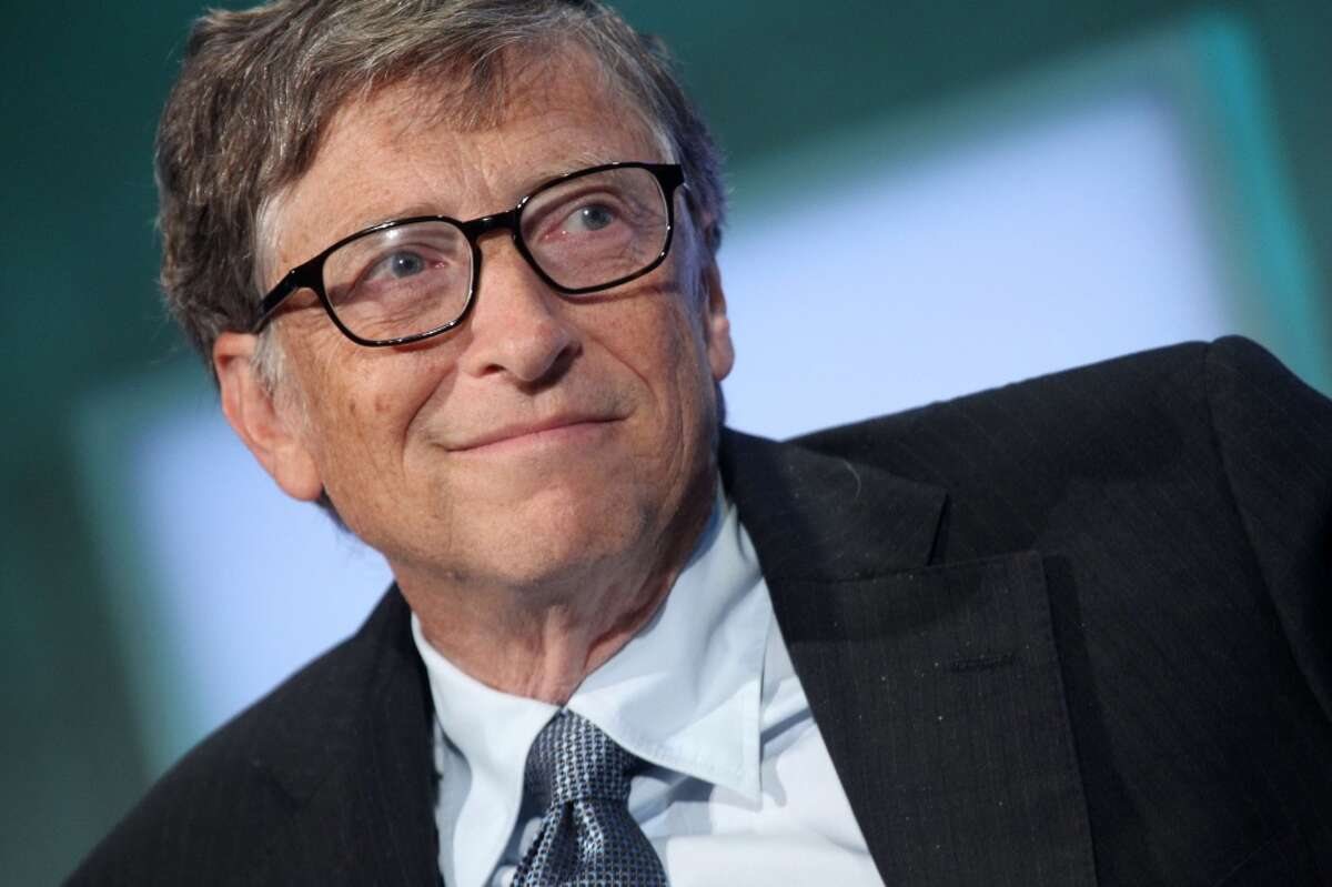 #1. Microsoft chairman Bill Gates is the richest American for the 21st year in a row, with a net worth of $81 billion, according to Forbes.