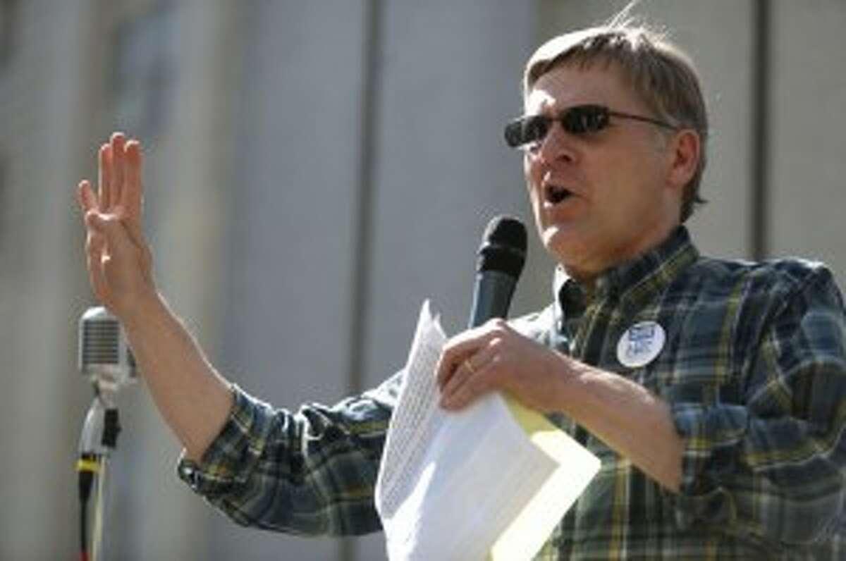 Seattle City Attorney Pete Holmes (seattlepi.com file photo)