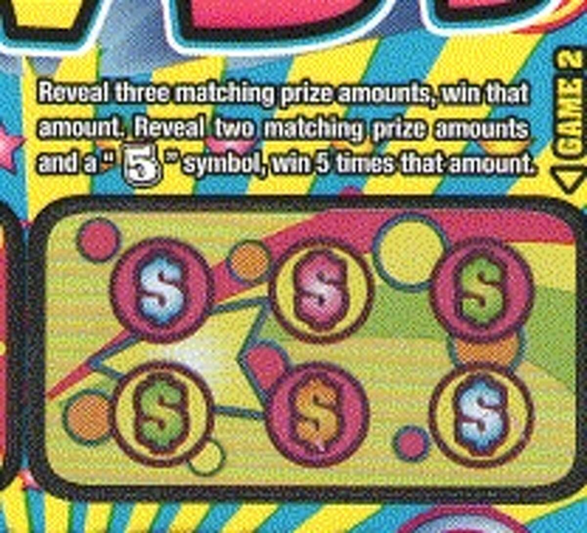 In game B, it also appears the player has two chances to win. The multiplier is also clearly explained.