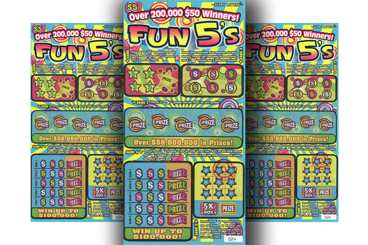 The Texas Lottery Commission has pulled the Fun Five's scratch off game after hundreds of people said they felt they had won but were told they had not. Confusion centered around the rules of game five.See what you think by checking out the rules of each game...