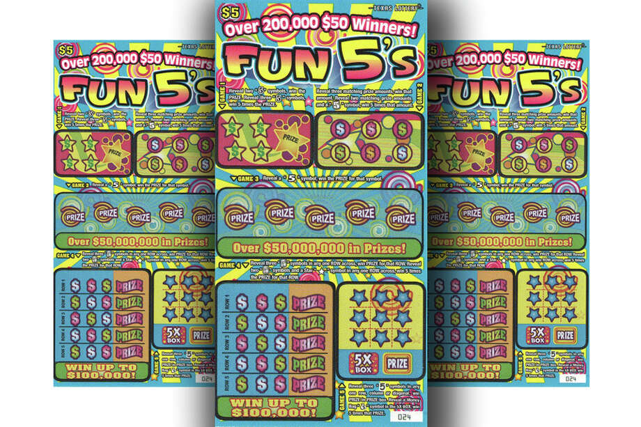 Lottery Watchdog, the Lotto Report, says hundreds of people have contacted them saying they felt they had won on the Fun 5's scratchcard. See if you agree by checking out the following rules... Photo: LottoReport.com