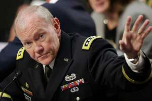 Chairman of the Joint Chiefs of Staff Gen. Martin Dempsey's honest testimony is a political hedge for the administration.