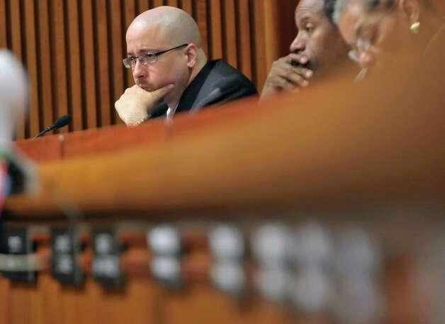 Senator Gustavo Rivera. (Paul Buckowski / Times Union) Photo: Paul Buckowski / 00025591A