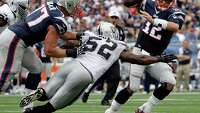 Khalil Mack gives Patriots firsthand look at his progress - Photo