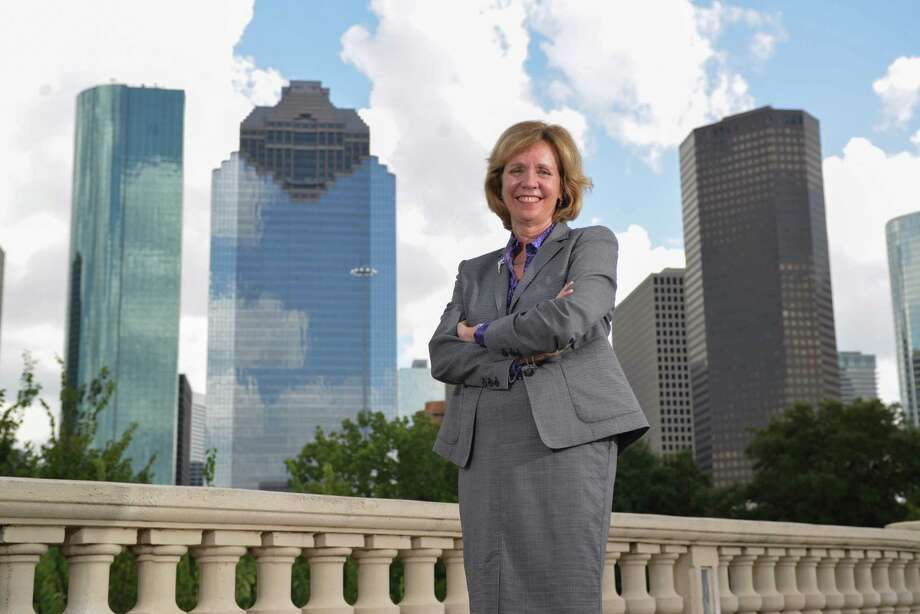 Kim Ruth, chairwoman for the Bank of Texas Houston region. Photo courtesy of Bank of Texas. / Chris Curry