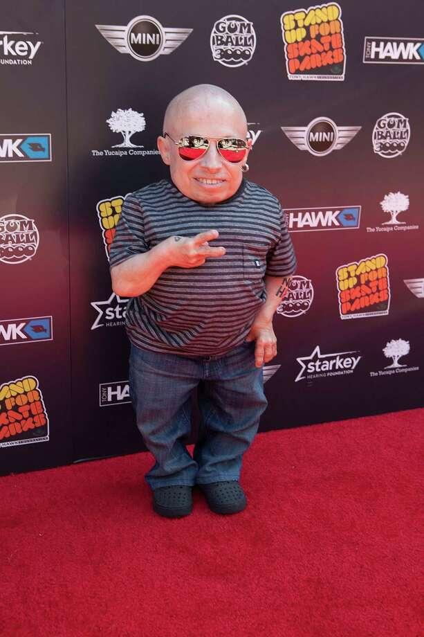 BEVERLY HILLS, CA - SEPTEMBER 21:  Verne Troyer arrives for the 11th Annual Tony Hawk's Stand Up For Skateparks Benefit - Arrivals at Ron Burkles Green Acres Estate on September 21, 2014 in Beverly Hills, California. Photo: Gabriel Olsen, Getty Images / 2014 Gabriel Olsen