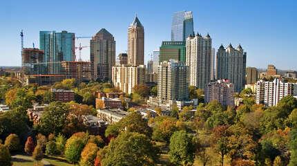 Atlanta's Growing Skyline