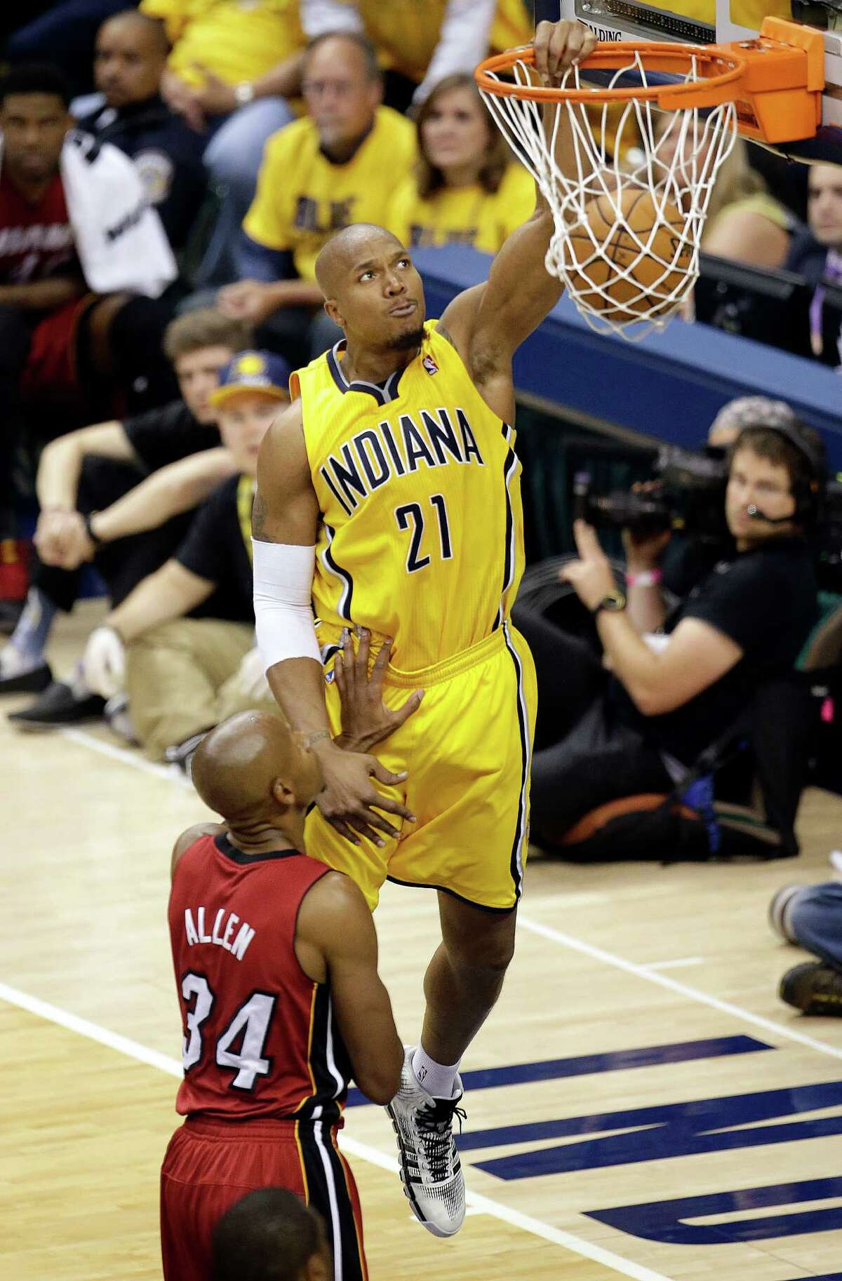 Worst/cheapest seat:$12.85 David West and the Indiana Pacers open against the Philadelphia 76ers on Oct. 29.