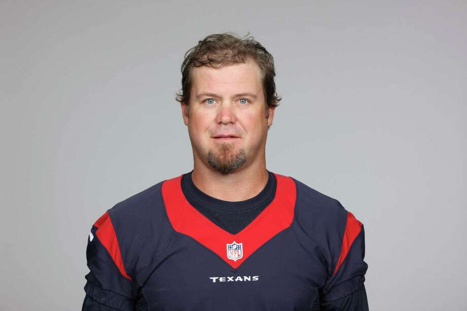 This is a 2013 photo of Shane Lechler of the Houston Texans NFL football team. This image reflects the Houston Texans active roster as of Thursday, June 20, 2013 when this image was taken. (AP Photo) Photo: Uncredited, FRE / AP2013
