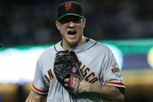 Giants win 13-inning thriller over Dodgers