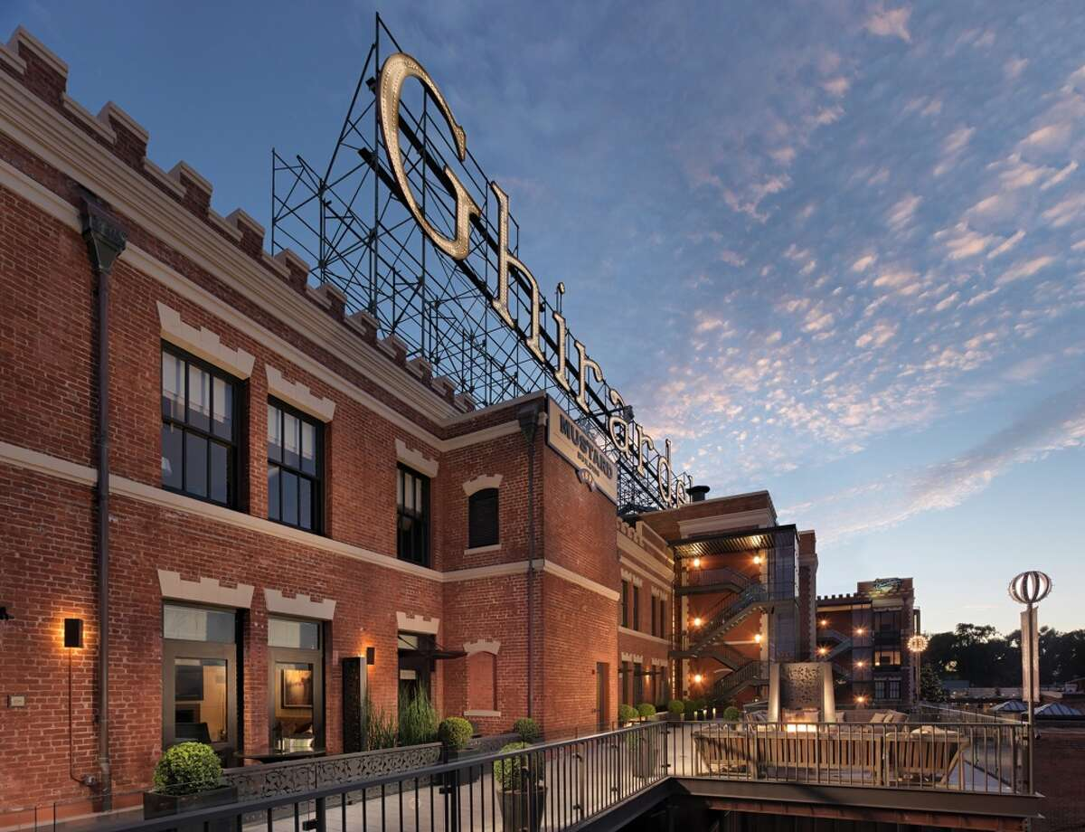 Ghirardelli is one of the