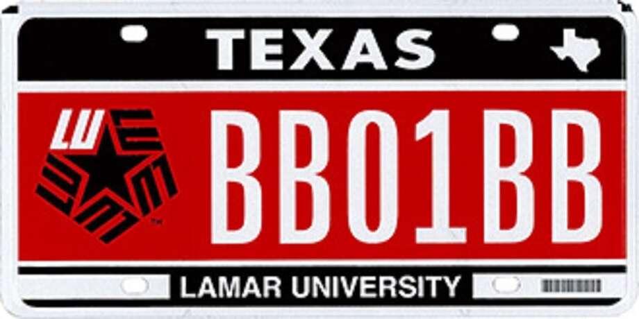 Photo: Texas Department Of Motor Vehicles