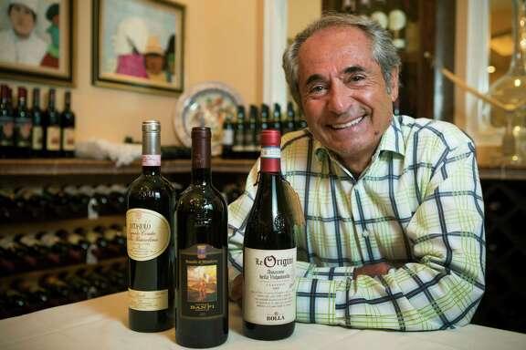 Carmelo's owner Carmelo Mauro recommends the 2007 Banfi Brunello di Montalcino, 2007 Barolo Vigneto Boscareto Beni di Batasiolo and 2009 Bolla Amarone Le Origini Riserva.