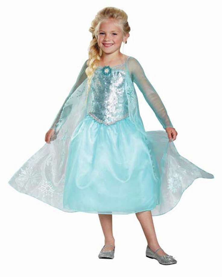 Frozen - Elsa Photo: Spirit Halloween